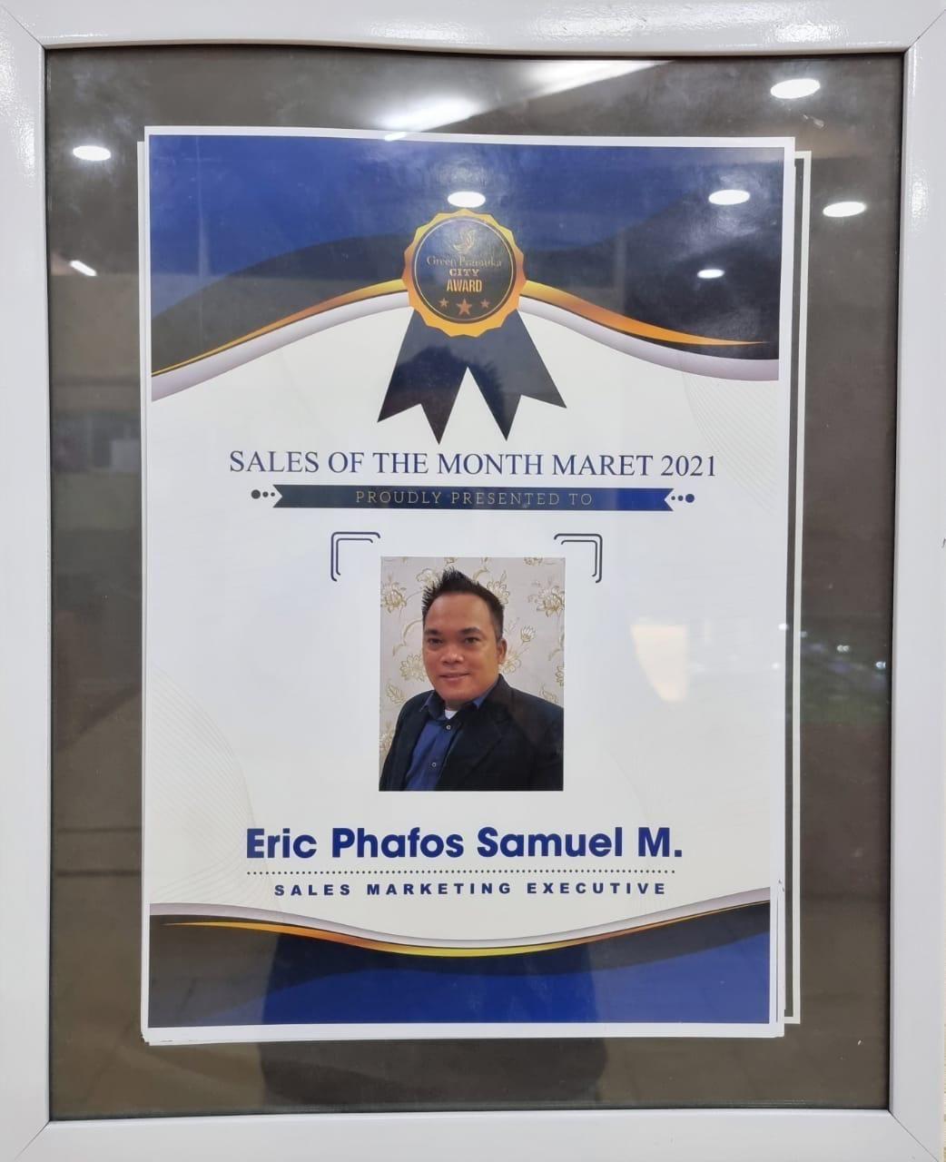 Samuel - Marketing Apartemen Green Pramuka (1)