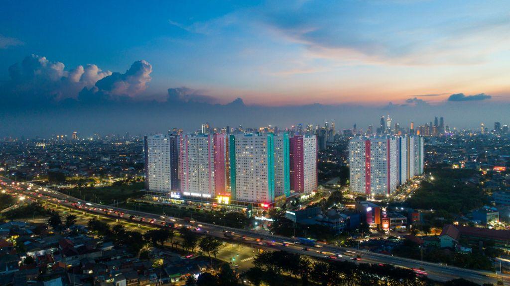New Gallery Green Pramuka City (1)