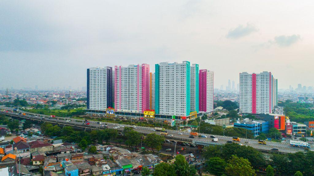 New Gallery Green Pramuka City (2)